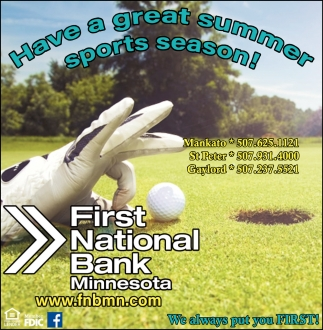 Have a great summer sports season!
