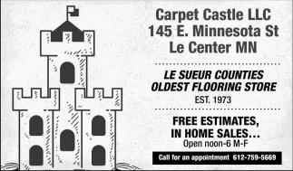 Free Estimates, in Home Sales