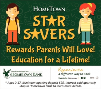 Star Savers - Rewards Parents Will Love! - Education for a Lifetime!