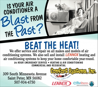 Is your air conditioner a Blast from the Past?