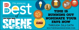 Time is running out nominate your favs now