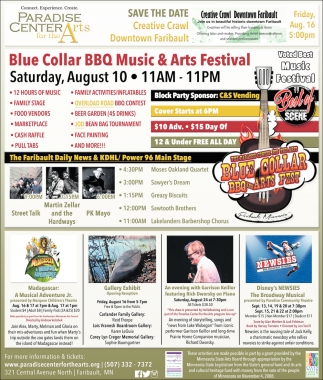 Blue Collar BBQ Music & Arts Festival