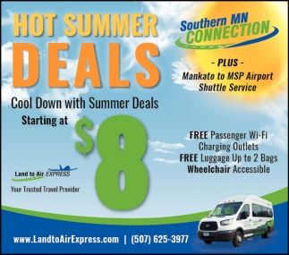 Southern Mn Connection - Hot Summer Deals