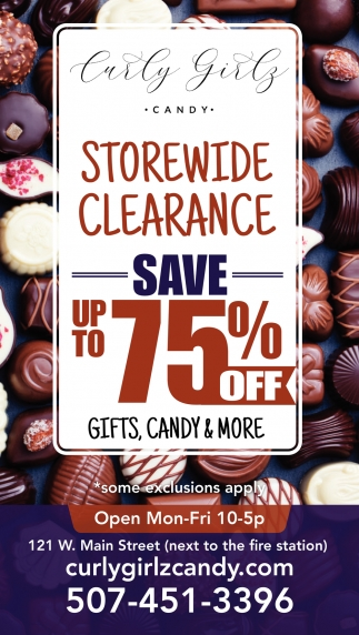 Storewide Clearance - Save UpTo 75% Off