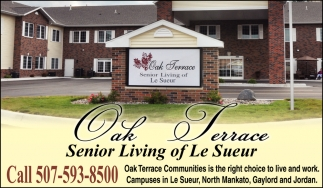 Senior Living of Le Sueur
