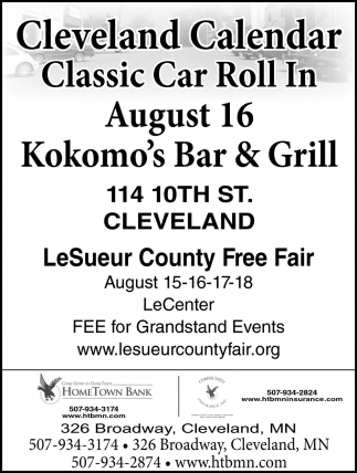 Classic Car Roll In -  August 16