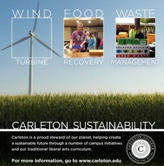 Carleton Sustainability