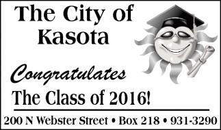Congratulates The Class of 2016!