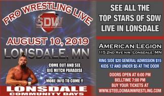 Pro Wrestling Live