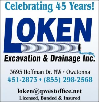 Celebrating 45 Years!