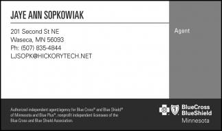 Agent Jaye Ann Sopkowiak