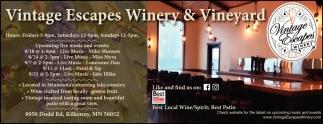 Best Local Wine/Spirit; Best Patio