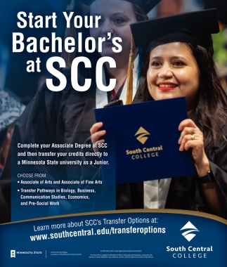 Start Your Bachelor's Degree at SCC
