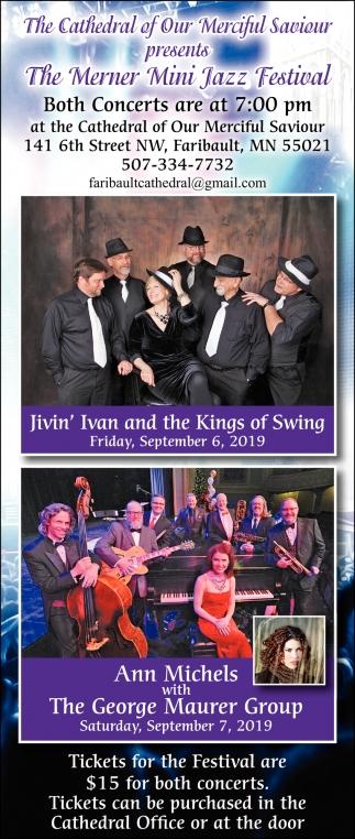 The Merner Mini Jazz Festival