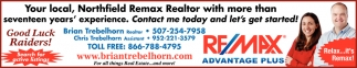Your local, Northfield Remax Realtor with more than seventeen years' experience