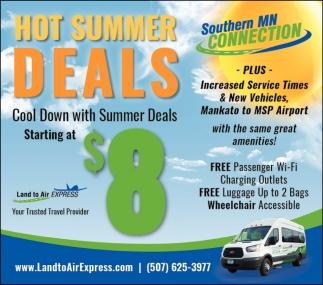 Hot Summers Deals