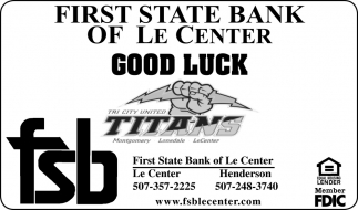 Good Luck Titans