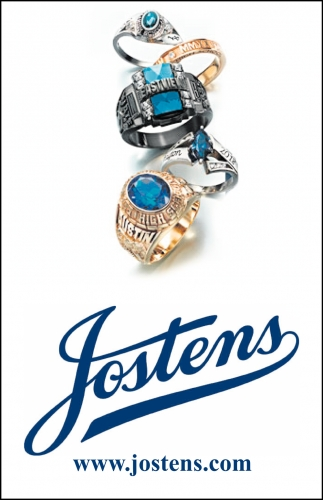 Tradition meets trend in this exciting new class ring style
