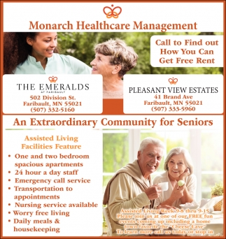An Extraordinary Community for Seniors
