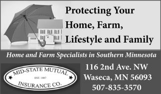 Protecting Your Home, Farm, Lifestyle and Family