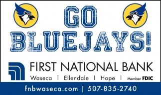 Go Bluejays!