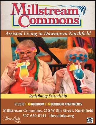 Assisted Living in Downtown Northfield