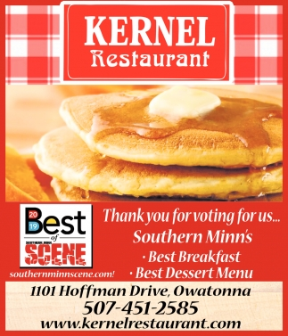 Thank you for voting for us...