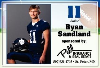 11 Junior - Ryan Sandland