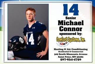 14 Senior - Michael Connor