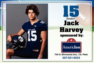 15 Senior - Jack Harvey