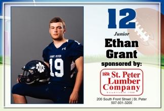 12 Junior - Ethan Grant