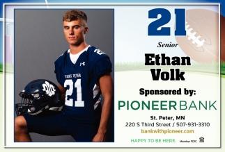 21Senior - Ethan Volk