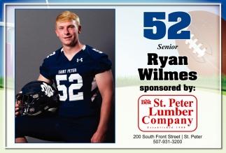 52 Senior - Ryan Wilmes