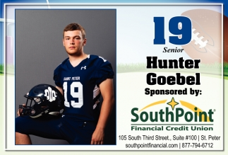 19 Senior - Hunter Goebel