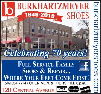 Full Service Family Shoes & Repair
