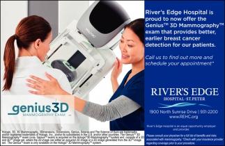 Genius 3D - Mammograph Exam