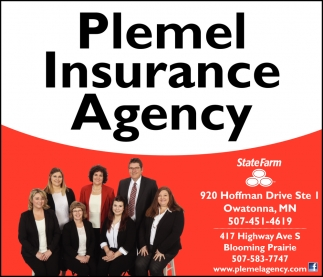State Farm - Plemel Insurance Agency
