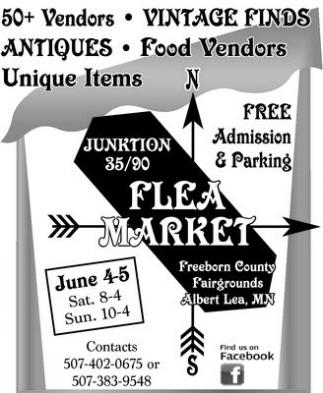 50+ Vendors - Vintage Finds - Antiques
