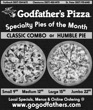 Classic Combo or Humble Pie