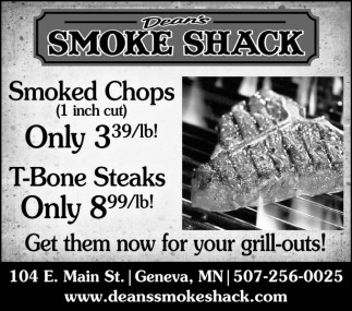 Get them now for your grill-outs!