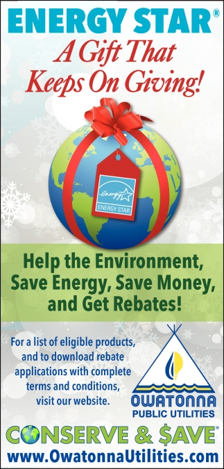 Energy Star - A gift that Keeps On Giving