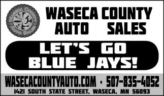 Let's Go Blue Jays