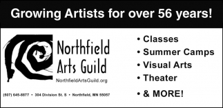 Growing Artists for over 56 years!