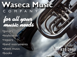 For all Of Your Music Needs