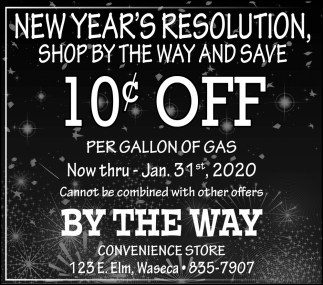 New Year's Resolution - 10¢