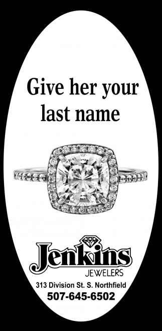 Give her your last name