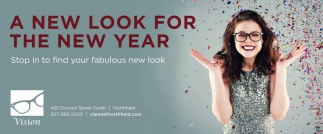 A new look for the new year