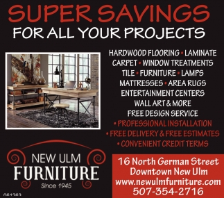 Super Savings for all your Projects