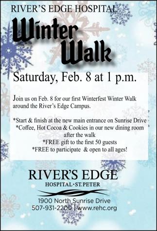 Winter Walk - Feb. 8
