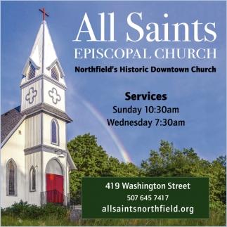 Northfield's Historic Dowtown Church